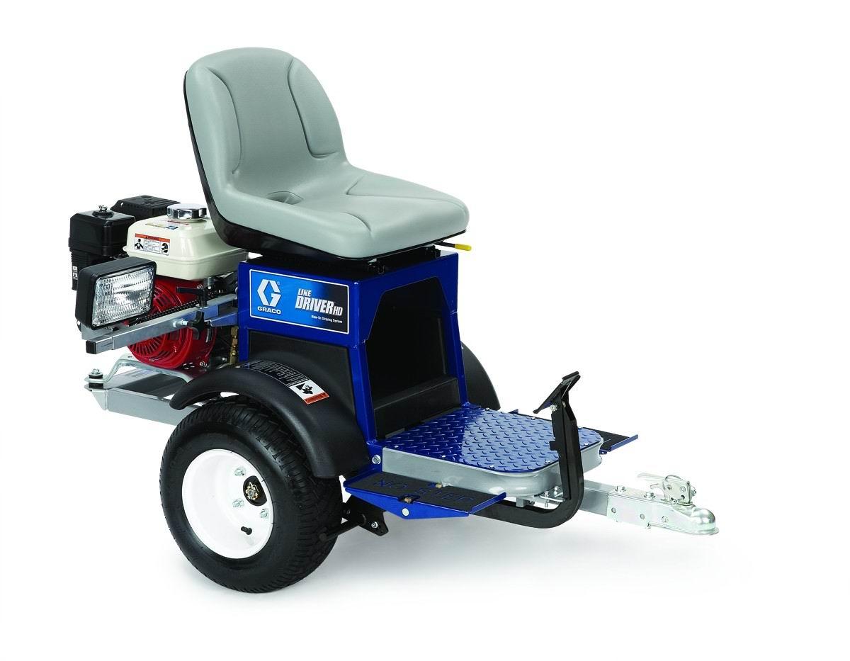 Graco LineDriver 160 ccm: pohonná jednotka pro stroje LineLazer, GrindLazer a TapeLazer